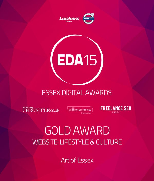 Art of Essex Wins Award at EDA 2015